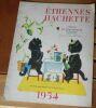 """""""Etrennes Hachette 1954""""."""