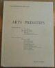 """""""Arts Primitifs ? collections de Mme Deschiron Mme Morris J. Pinto MM René Rasmussen Arman de Baillencourt et appartenant à divers amateurs""""."""