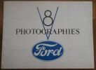 """""""8 photographies V8 Ford"""". """"Paul Iribe"""""""
