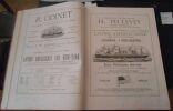 """""""Album des Grandes Industries et des Services Maritimes ? Guide de l'acheteur dans les centres de production de tous les pays 1879-80""""."""