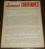 """""""Jeunes Libertaires ? Bulletin Intérieur""""."""