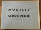 """""""Modèles de Serrurerie"""". Linou"""