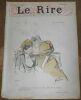 """""""Aux Folies-Bergères Brothers Marco (Etude de Disloqué) - Toulouse-Lautrec ? Le Rire n°59"""". Toulouse-Lautrec"""
