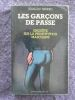 """""""Les Garçons de Passe enquête sur la prostitution masculine"""". """"Jean-Luc Hennig"""""""