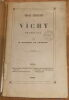 """Trois semaines à Vichy en août 1857"". ""Th. B. Van Lelyveld"""