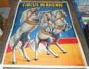 """Affiche Cirque Mikenny"". Ello"