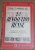 """""""La Révolution Russe"""". """"Rosa Luxembourg"""""""