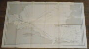 """""""Route Chart Illustrating Routes Described in H.O. Pub. No. 129""""."""