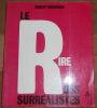 """Le Rire des Surréalistes"". ""Robert Benayoun"""