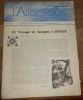 """""""L'Atlantique Journal de Bord de la Cie Générale Transatlantique Croisière du Champlain"""". """"? G. la Roërie Firmin Roz Constantin-Weyer Montpetit de la ..."""