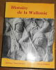 """""""Histoire de la Wallonie"""". """"Léopold Génicot"""""""