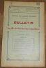 """""""Bulletin de la Société des Recherches Congolaises n°5"""". """"Dr M. Blanchard A. Chaumel A. Poupon R. P. Rémy"""""""