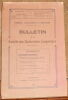 """""""Bulletin de la Société des Recherches Congolaises n°18"""". """"A. de Rouville E. Blancou docteur Berny Ad. En Chef Eboué"""""""
