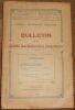 """""""Bulletin de la Société des Recherches Congolaises n°22"""". """"L. Blancou Mme Paul Crampel Darré Le Bourhis"""""""