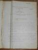"""""""Règlement de Combat pour l'Infanterie de l'Armée Rouge 1942 IIème Partie (Bataillon Régiment)""""."""