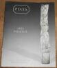 """""""Catalogue Piasa Arts Primitifs""""."""