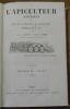 """""""L'Apiculteur Journal des Cultivateurs d'Abeilles Marchands de Miel et de Cire 8 ème année"""". """"? Charles Noblet A. Sirand Gustave du Pasquier Jonas de ..."""