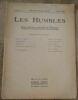 """""""Les Humbles Revue littéraire mensuelle des Primaires n°7 1934"""". """"Maurice Parijanine Jean-Paul Samson André Poulle R.P. Octobre"""""""