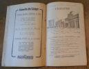 """Liège et son Exposition Guide 1930"". ""Jo Courtoy"""