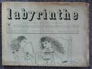 """""""Labyrinthe. Journal mensuel des lettres et des arts""""."""