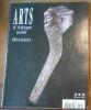 """""""Arts d'Afrique Noire arts premiers n°112"""". """"Raoul Lehuard Gilles Bounoure et Philippe Soupault"""""""