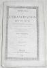 """""""Détails sur l?Emancipation des Esclaves dans les Colonies Anglaises pendant les années 1834 et 1835 Tirés des Documents Officiels Présentés au ..."""