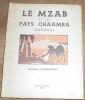 """Le Mzab et les Pays Chaamba (Sahara)"". ""Lieutenant d'Armagnac"""