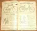 """""""Manufacture Française d'Armes et Cycles ?Cycles Hirondelle""""."""