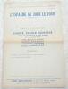 """""""L'Espagne au Jour le Jour puis L'Espagne et Nous ?Bulletin d'Information du Comité Franco-Espagnol"""". """"Jean-Richard Bloch André Chamson Louis-Martin ..."""