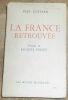 """""""La France Retrouvée"""". """"Paul Guitard Armand Lanoux"""""""