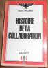 """""""Histoire de la Collaboration"""". """"Saint-Paulien (M.Y.Sicard)"""""""