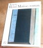 """Henri Matisse roman"". ""Louis Aragon Henri Matisse"""