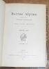"""""""Revue Alpine 1897"""". """"Guillemin Puiseux Durier Cuenot de Cessole Camus Coolidge Gabet Oudin Haffner Rivoire Ducoin Vallot Reinier de Poggenpohl Dr ..."""