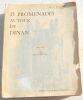 """15 Promenades autour de Dinan"". ""Paul Martin M.-E. Monier"""