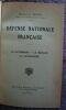 """""""Défense nationale française et deux autres volumes"""". """"Général G. Becker"""""""