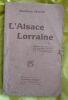 """L'Alsace Lorraine"". ""Gustave Hervé"""