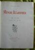 """""""Revue Illustrée (5e année) - Tome neuvième - Décembre 1889 - Juin 1890"""". """"Anatole France Barrès Claretie Le Masque de Velours. Dessins de Forain ..."""
