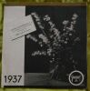 """""""L'Industrie photographique S. A. - Calendrier de 1937""""."""