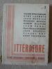 """""""Littérature n°3"""". """"Claude Roy Georges Neveux René Laporte Claude Boncompain Jean Merrien Albert Ollivier Jean Proal Pierre-Maurice Richard Jean ..."""