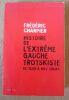 """""""Histoire de l'extrême gauche trotskiste de 1929 à nos jours"""". """"Frédéric Charpier"""""""
