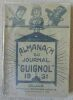 """Almanach du journal """"Guignol"""" 1931"". ""Jean Guignol"""