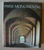 """""""Paris monumental"""". """"de Michel Fleury Alain Erlande-Brandenburg et Jean-Pierre Babelon"""""""