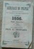 """""""Almanach du Peuple publié par la Conférence de St-Vincent-de-Paul d'Angers"""". anonymes"""