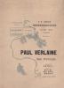 """Iconographie de certains poètes présents : Paul VERLAINE Ses portraits. """"Verlaine, Paul"""""""