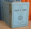 Décret du 4 octobre 1891 sur le service dans les places de guerre et les villes ouvertes, 8e édition, Paris-Limoges, Henri Charles Lavauzelle, 1896.. ...