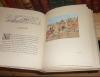 Fès, ville sainte. 30 planches en couleurs d'après les tableaux du peintre. Ornementation de David Burnand, Paris, Henri Laurens éditeur, 1930.. ...