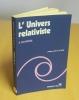 L'univers relativiste, préface de G.C. Mc Vittie, Paris, Masson et Cie, 1973.. MAVRIDES, S.