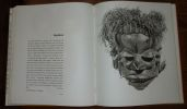 Sculptures Africaines. Les univers artistiques des tribus d'afrique noire. Fernand Hazan éditeur. Paris. 1965.. FAGG, William