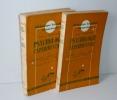 Psychologie Expérimentale. Traduit d'après la 4ème édition originale par le Dr. André Ombredane et Irène Lézine. Bibliothèque Scientifique ...
