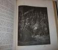 L'Ingénieux Hidalgo Don Quichotte De La Manche, Paris, Hachette et Cie, 1869.. CERVANTÈS